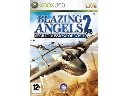X360 Blazing Angels 2 Secret Missions of WWII