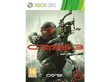 X360 Crysis 3 CZ