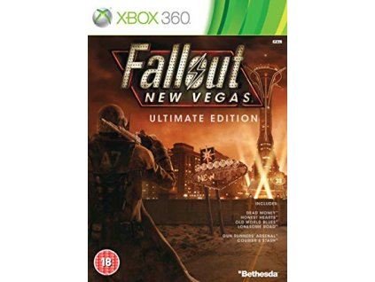 X360 Fallout New Vegas Ultimate Edition