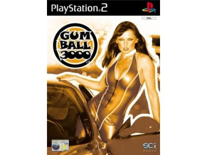 PS2 Gumball 3000
