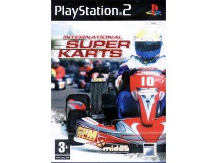 PS2 International Super Karts