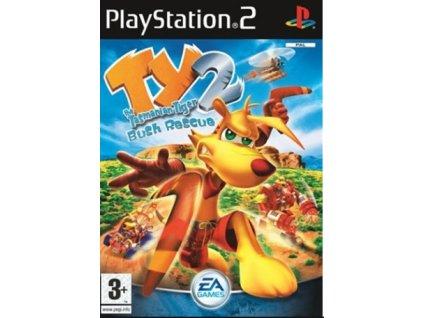 PS2 Ty The Tasmanian Tiger 2 Bush Rescue