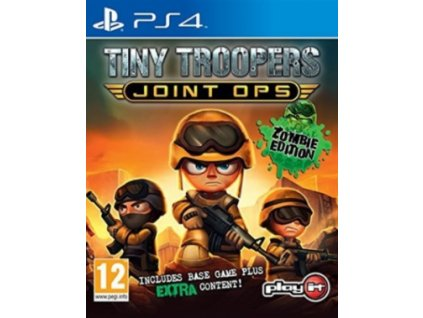 PS4 Tiny Troopers Joint Zombie Edition