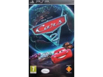 PSP Disney Cars 2