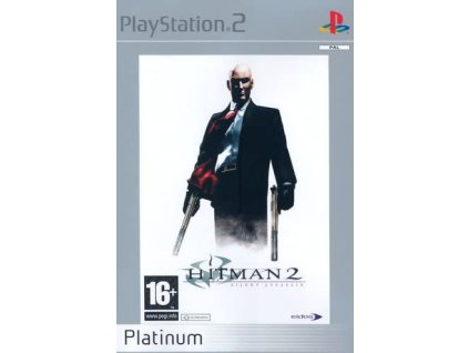 PS2 Hitman 2