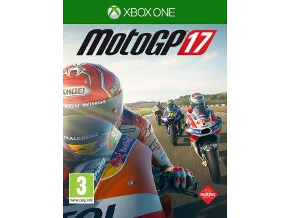 XONE MotoGP 17