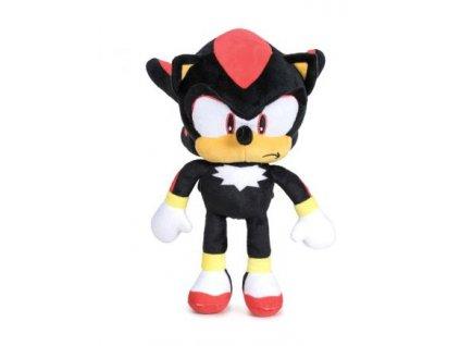 Merch Plyšová hračka Sonic The Hedgehog Shadow 30 cm