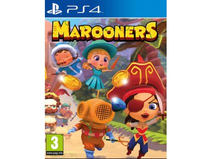 PS4 Marooners
