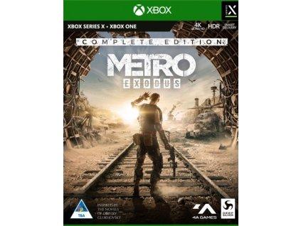 XONEXSX Metro Exodus Complete Edition CZ