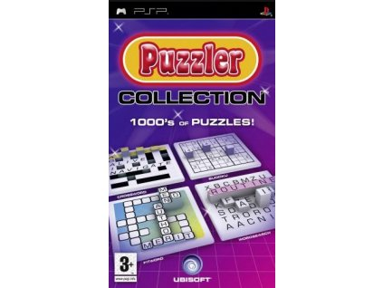 PSP Puzzler Collection