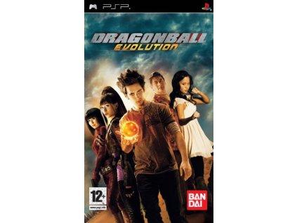 PSP Dragon Ball Evolution