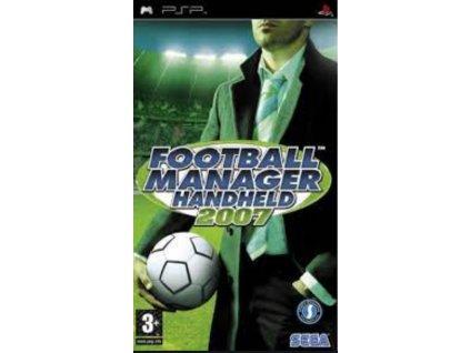 PSP Football Manager 2007