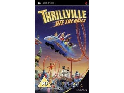 PSP Thrillville Off the Rails