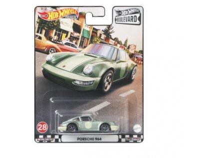Toys Hot Wheels Premium Boulevard Porsche 964