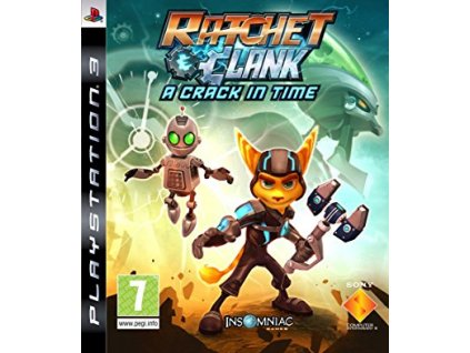 PS3 Ratchet and Clank A Crack in Time