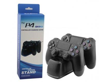 PS4 Nabíjecí stojan ovladače PS4
