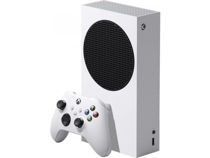 XSX Konzole Xbox Series S 512GB white