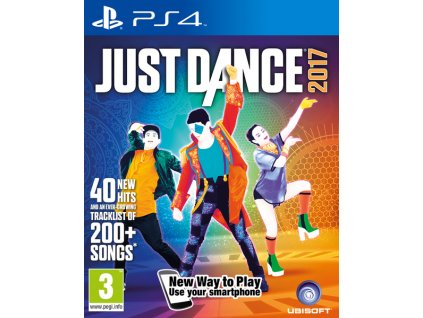 PS4 Just Dance 2017