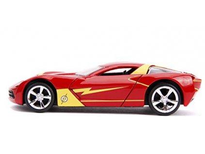 Toys The Flash 2009 Chevy Corvette