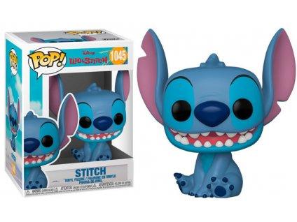 Merch Funko Pop! 1045 Disney Lilo and Stitch Stitch