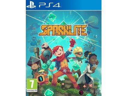 PS4 Sparklite