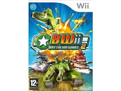 Wii Battalion Wars 2