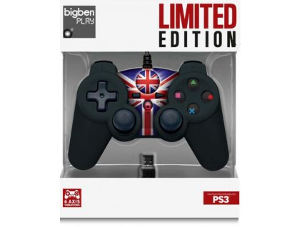 PS3 Wired Controller Nacon Limited Edition
