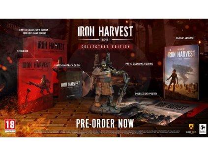 PC Iron Harvest Collectors Edition