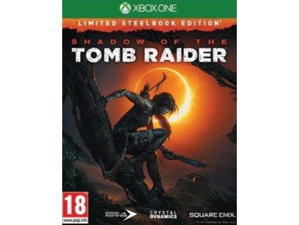 XONE Shadow of the Tomb Raider Steelbook Edition
