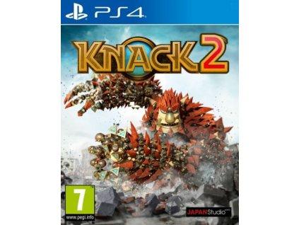 knack 2 predobjednavkovy bonus ps4