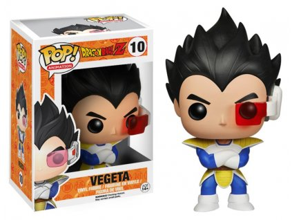 Merch Funko Pop! 10 Dragon Ball Z Vegeta