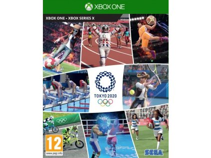 XONEXSX Olympic Games Tokyo 2020 The Official Video Game