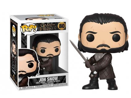 Merch Funko Pop! 80 Games Of Thrones Jon Snow
