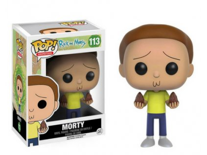 Merch Funko Pop! 113 Rick And Morty Morty
