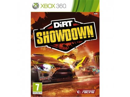 X360 DiRT Showdown