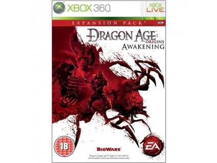 X360 Dragon Age Origins Awakening