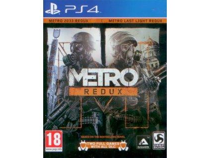PS4 Metro Exodus
