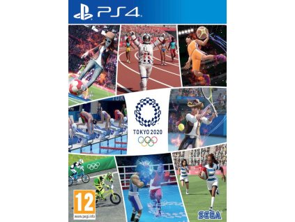 PS4 Olympic Games Tokyo 2020 The Official Video Game