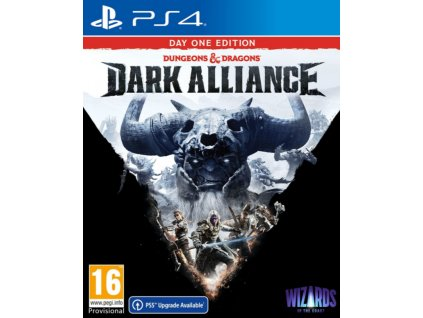PS4 Dungeons and Dragons Dark Alliance Day One Edition