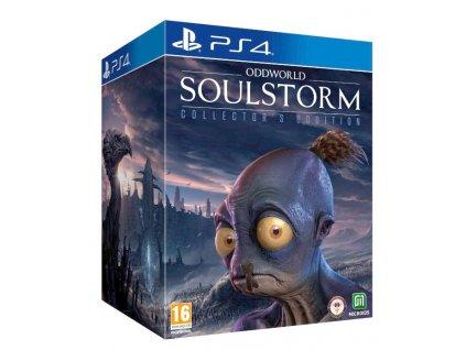 PS4 Oddworld Soulstorm Collectors Edition