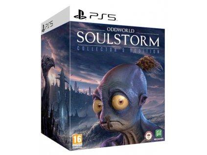 PS5 Oddworld Soulstorm Collectors Edition