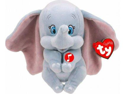 Merch Plyšová hračka Beanie Babies Disney Dumbo 15cm