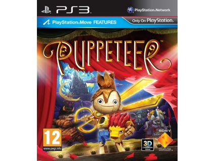 PS3 Puppeteer