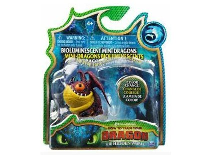 Toys Mini Dragons How To Train Your Dragon Color Change Hobgobbler