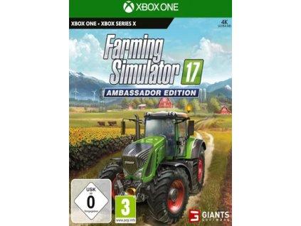 XONEXSX Farming Simulator 17 Ambassador Edition