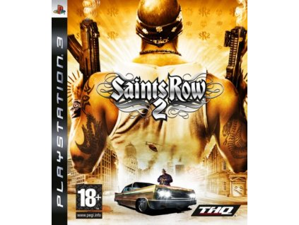 PS3 Saints Row 2