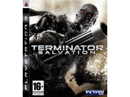 PS3 Terminator Salvation