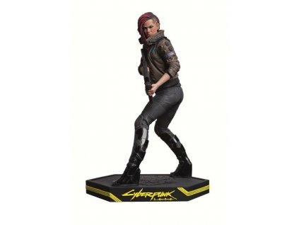 Merch Figurka Cyberpunk 2077 Female V Figure