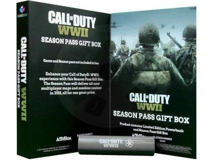 Call of Duty WWII Powerbanka s kapacitou 2600 mAh