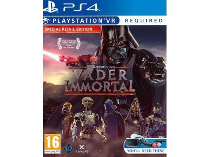 PS4 VADER IMMORTAL A STAR WARS